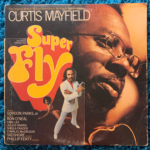 Super Fly - Soundtrack