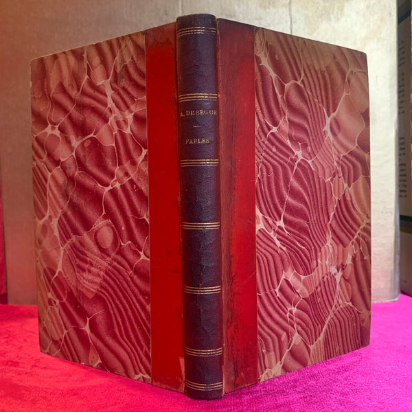 Fables par Anatole de Segur, inscribed copy.
