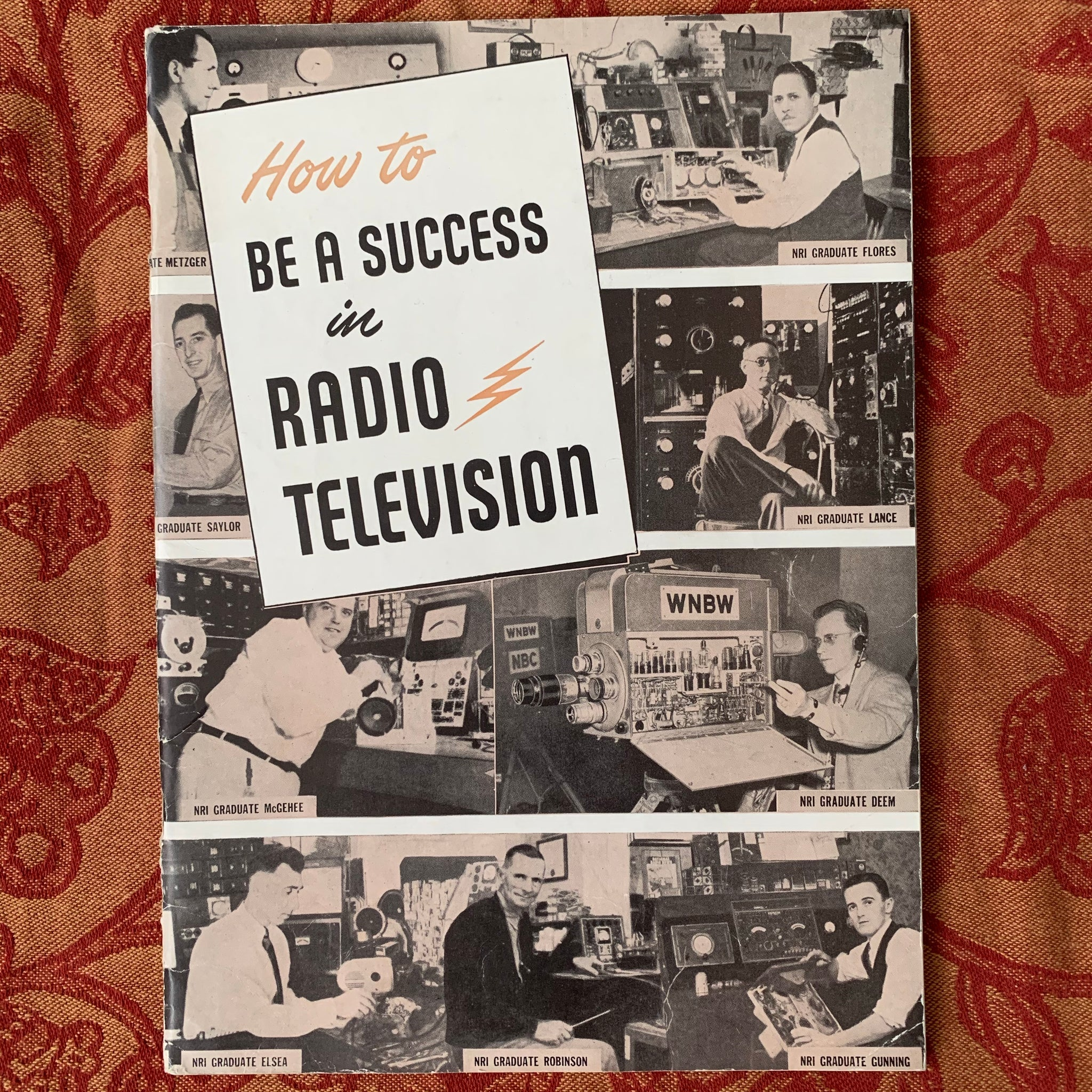 How to Be A Success in Radio Television
