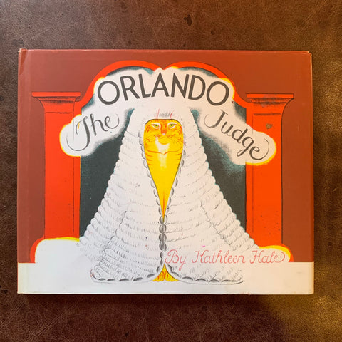 Orlando the Judge by Kathleen Hale