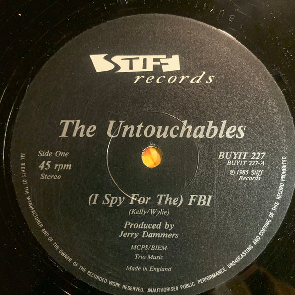 The Untouchables - I Spy for the FBI