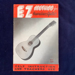 The New EZ Method for Hawaiian Guitar