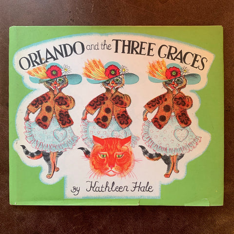 Orlando and the Three Graces by Kathleen Hale