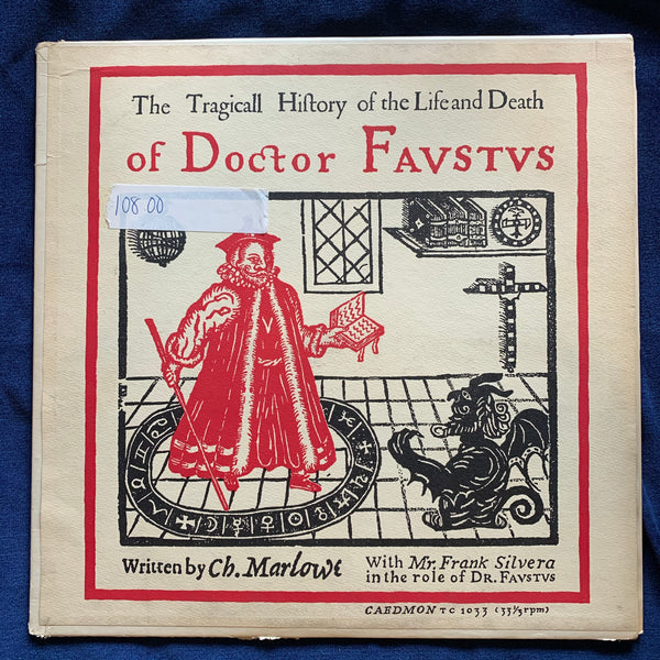 The Tragicall Hiftory of the Life and Death of Doctor Favstvs
