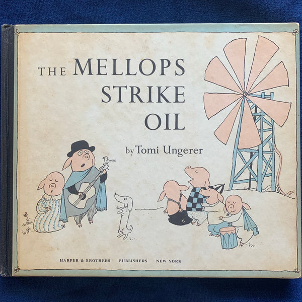 The Mellops Strike Oil