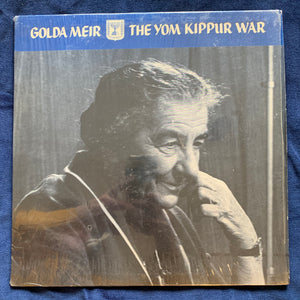 Golda Meir The Yom Kippur War