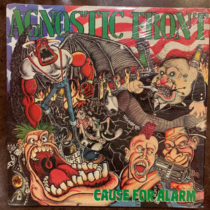 Agnostic Front - Cause for Alarm