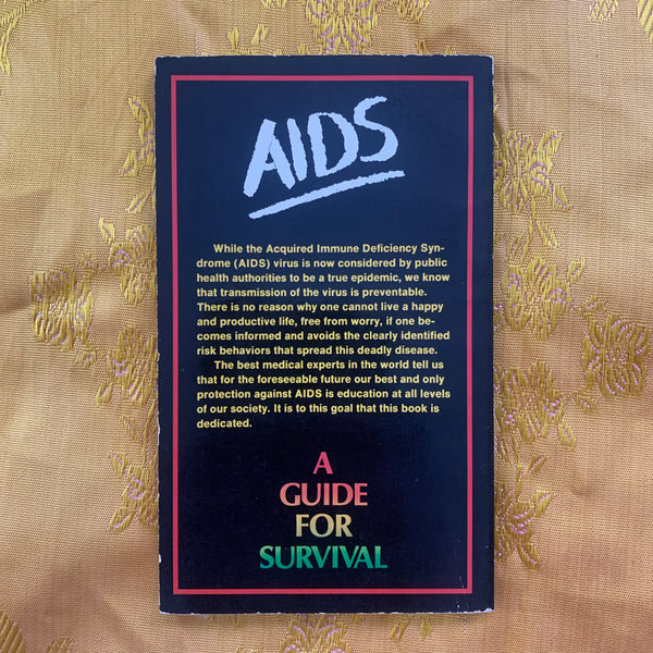 AIDS A Guide For Survival