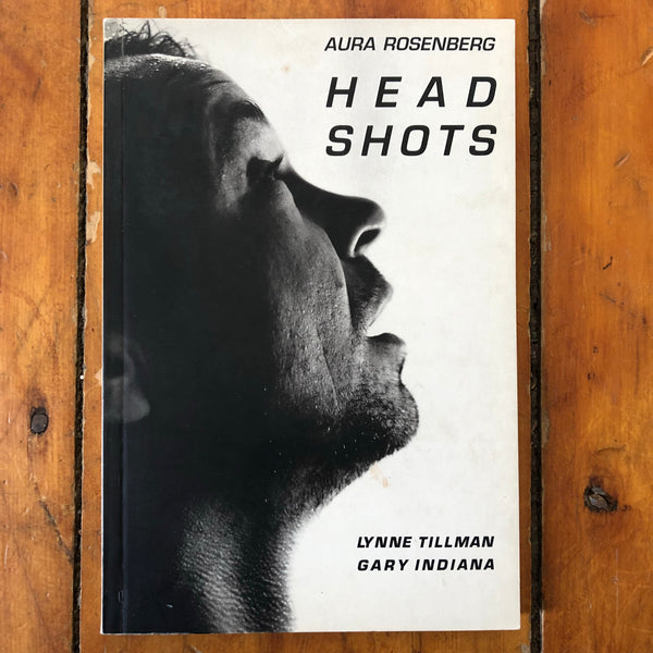 Head Shots... signed copy