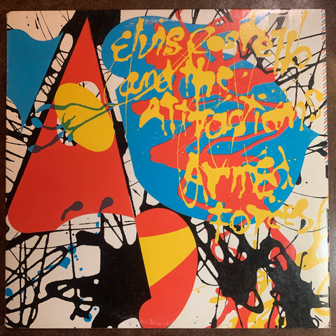 Elvis Costello and The Attractions - Armed Forces