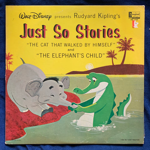 Walt Disney presents Rudyard Kipling's Just So Stories