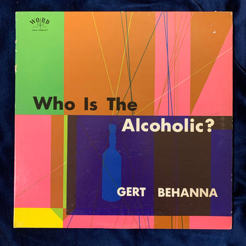 Who Is The Alcoholic?