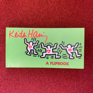 A Flipbook by Keith Haring