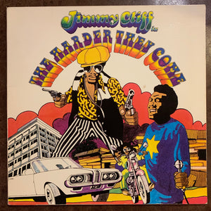 Jimmy Cliff in The Harder They Come
