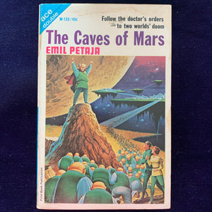 The Caves of Mars & Space Mercenaries