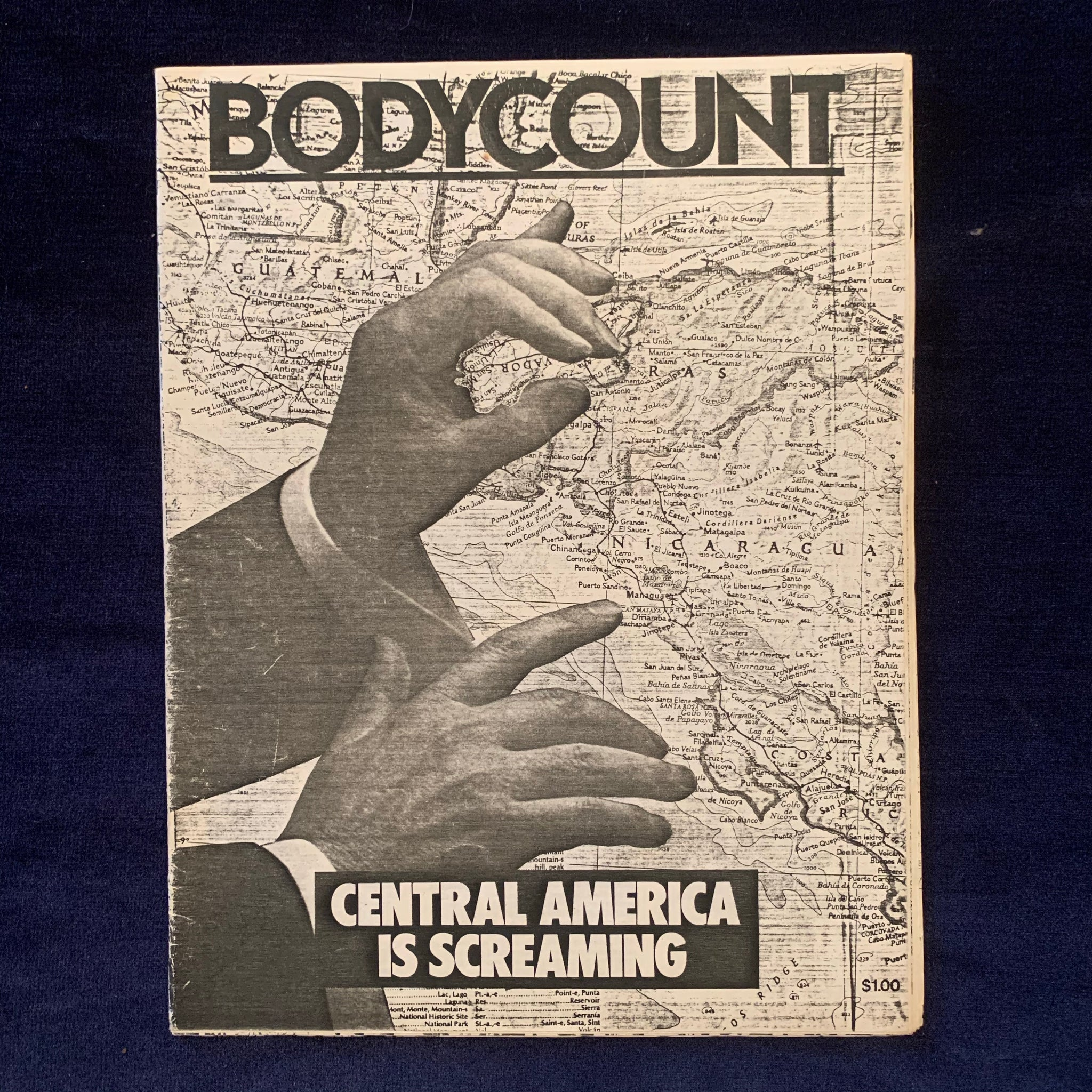 Bodycount - Central America is Screaming