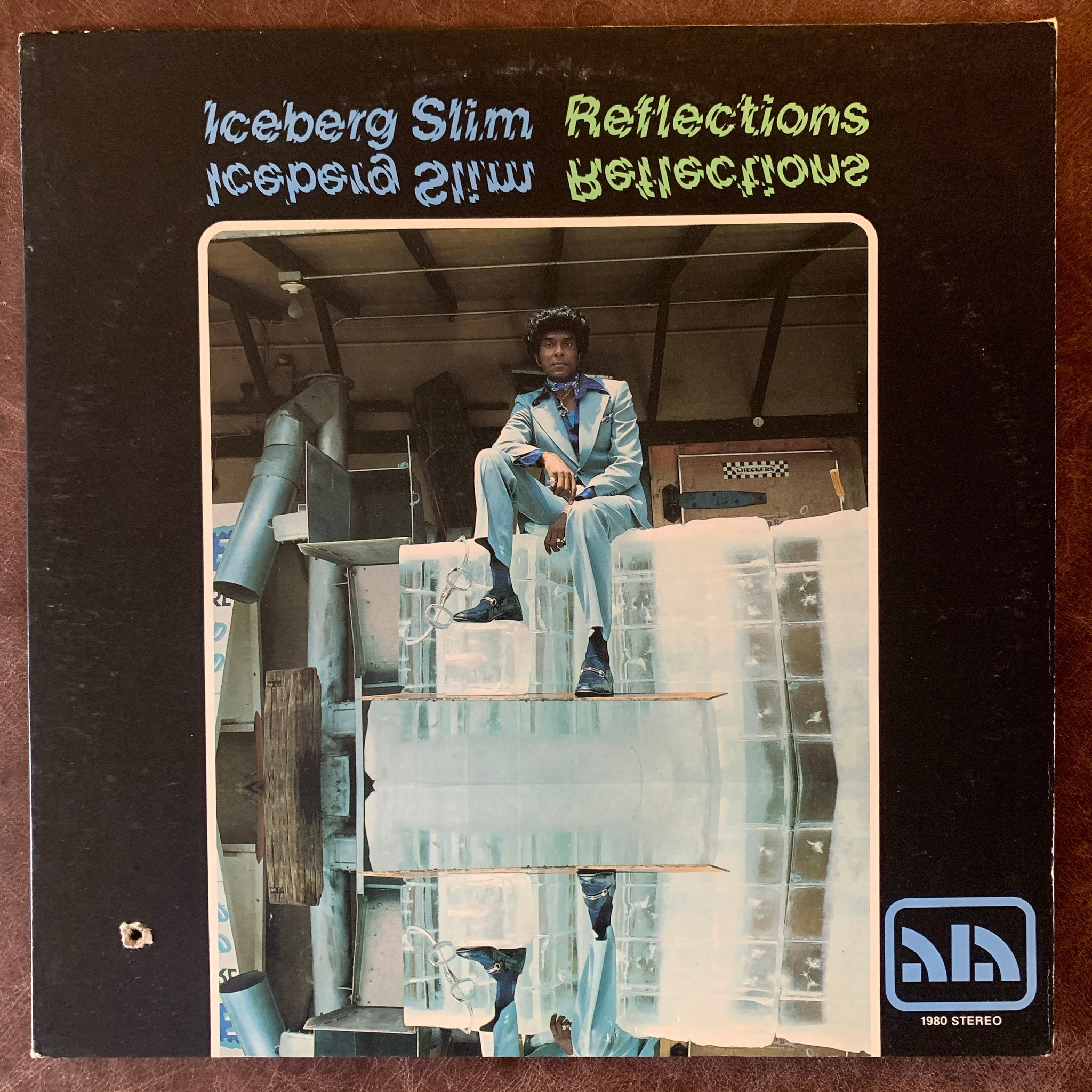 Iceberg Slim - Reflections