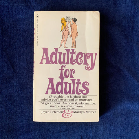 Adultery for Adults