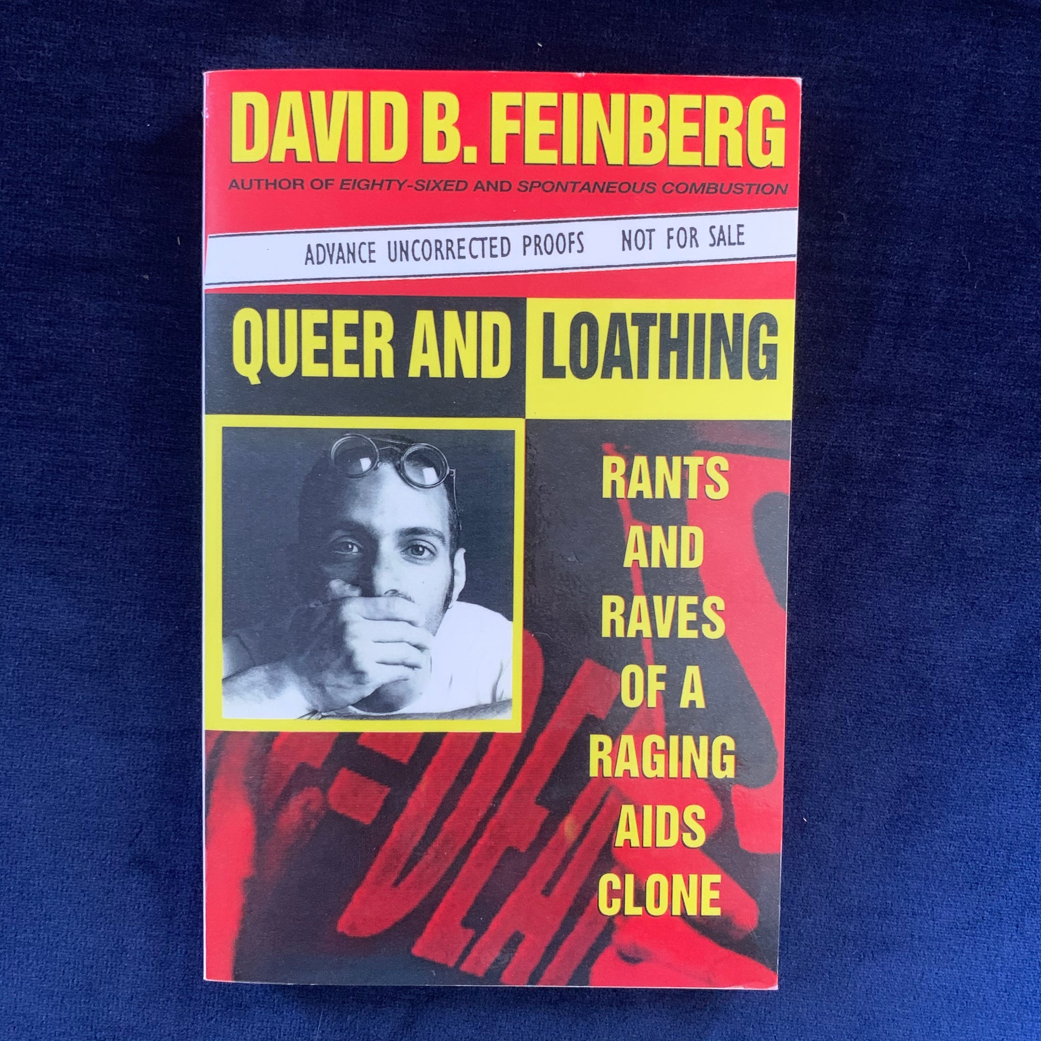 Queer and Loathing