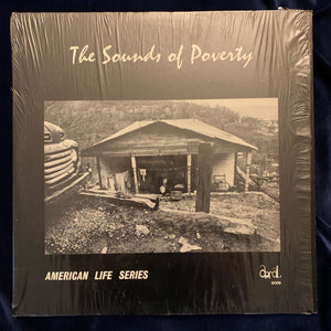 The Sounds of Poverty