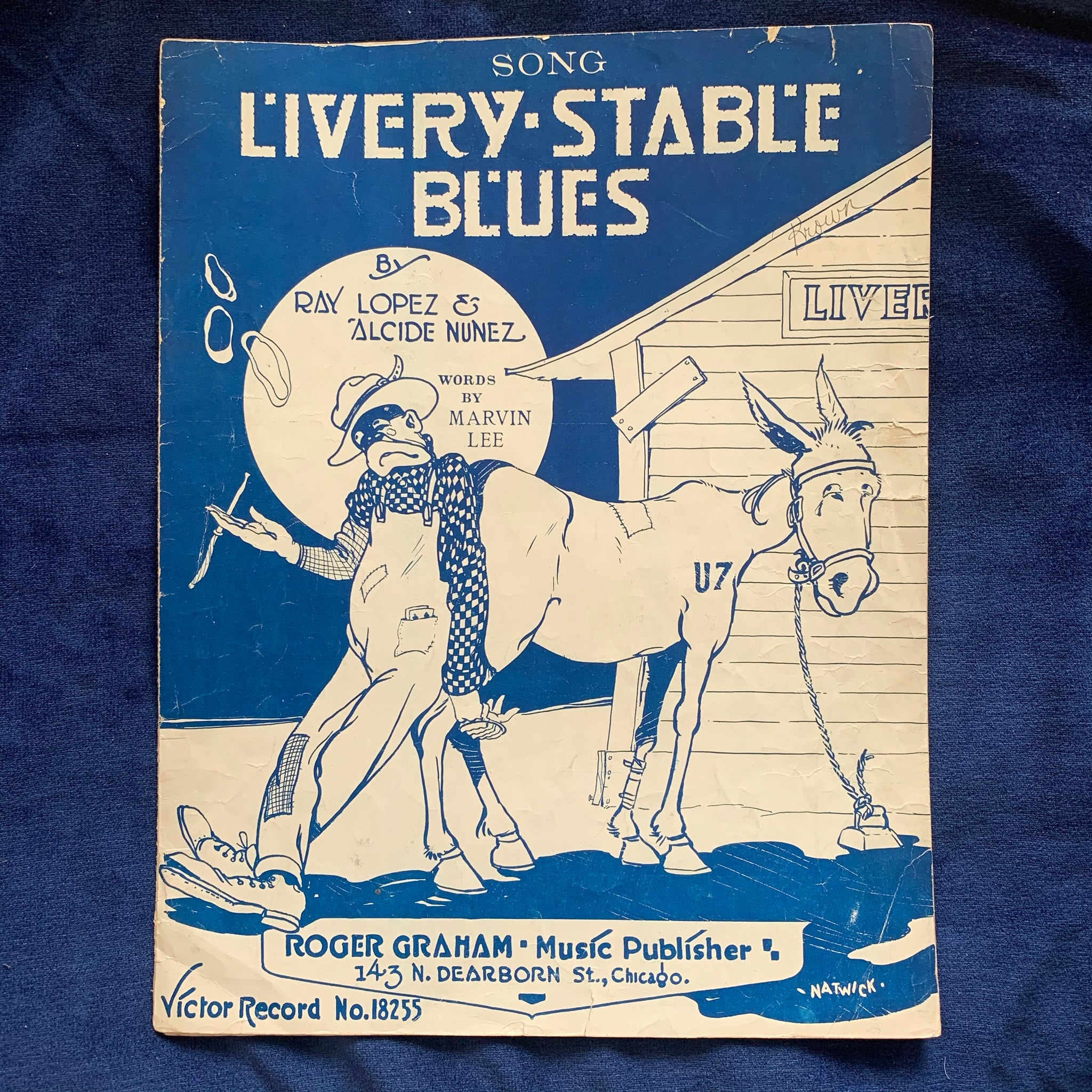 Livery-Stable Blues