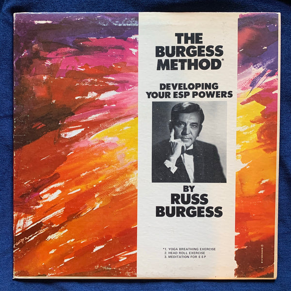 The Burgess Method - Developing Your ESP Powers