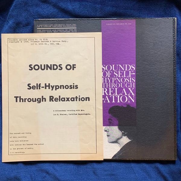 Sounds of Self-Hypnosis Through Relaxation