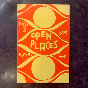 Open Places poetry compilation