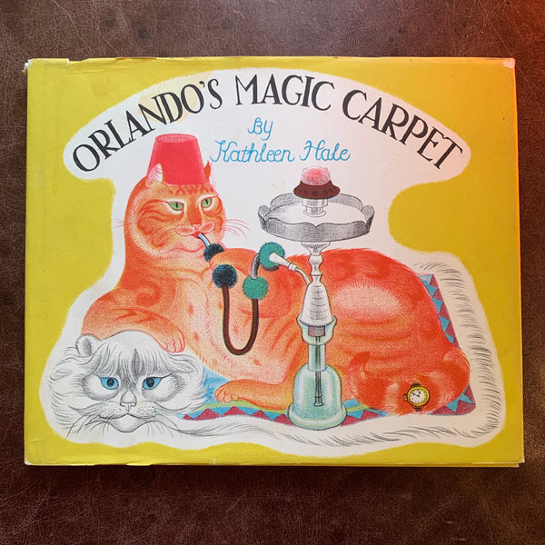 Orlando's Magic Carpet by Kathleen Hale