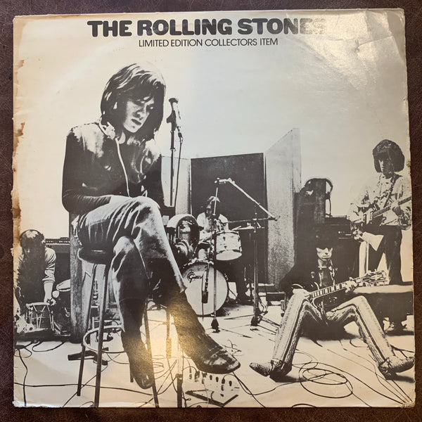The Rolling Stones - Limited Edition Collectors Item