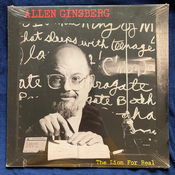 Ginsberg- The Lion For Real
