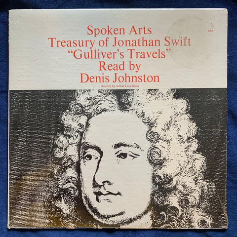 Spoken Arts Treasury of Johnathan Swift