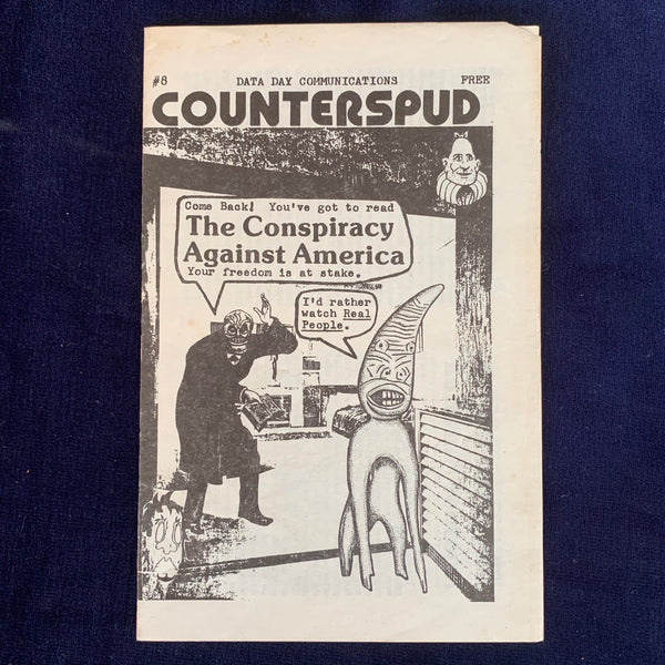 Counterspud Issues 6 & 8