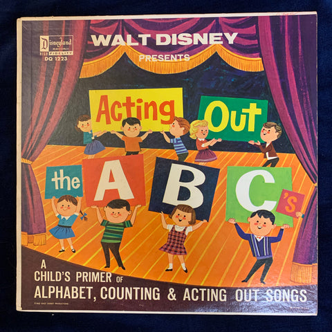 Walt Disney presents Acting Out the ABC's