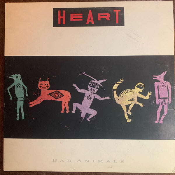 Heart - Bad Animal