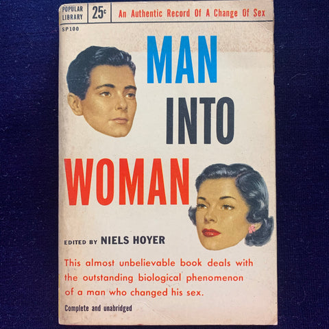 Man Into Woman