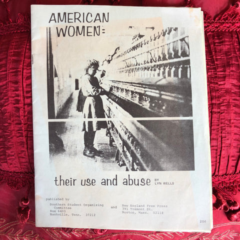 American Women: their use and abuse