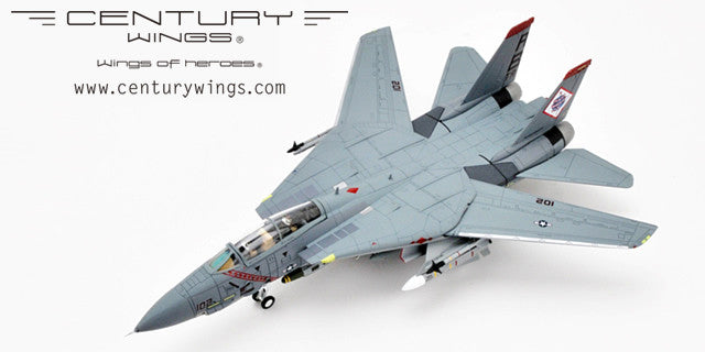 Century Wings 001614 1/72 F-14 F-14B Tomcat U.S.Navy VF-102 Diamondbacks AB102 2001 Diecast Model Aircraft