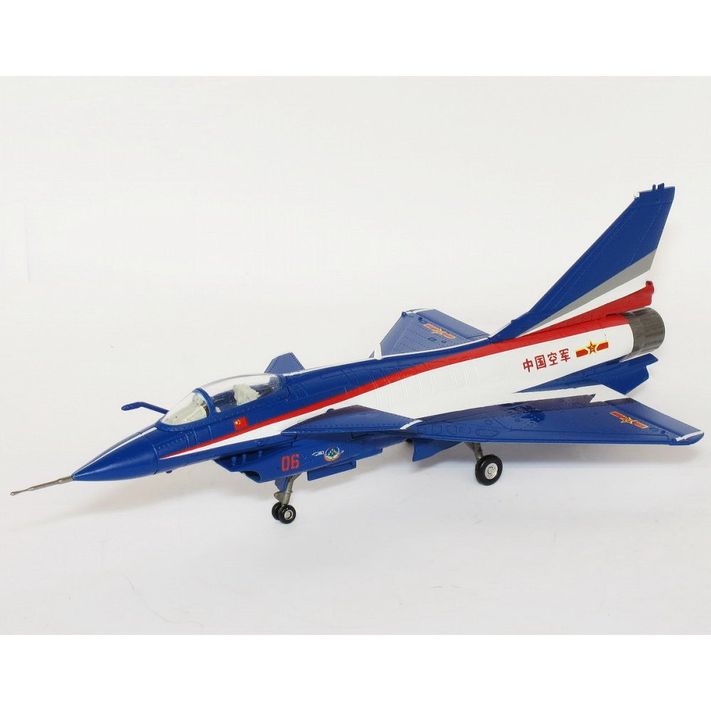 Air Force 1 AF1-0049 1/72 Chengdu J-10 Chinese Fighter Jet the People's Liberation Army Air Force PLAAF Diecast Military Aircraft Model