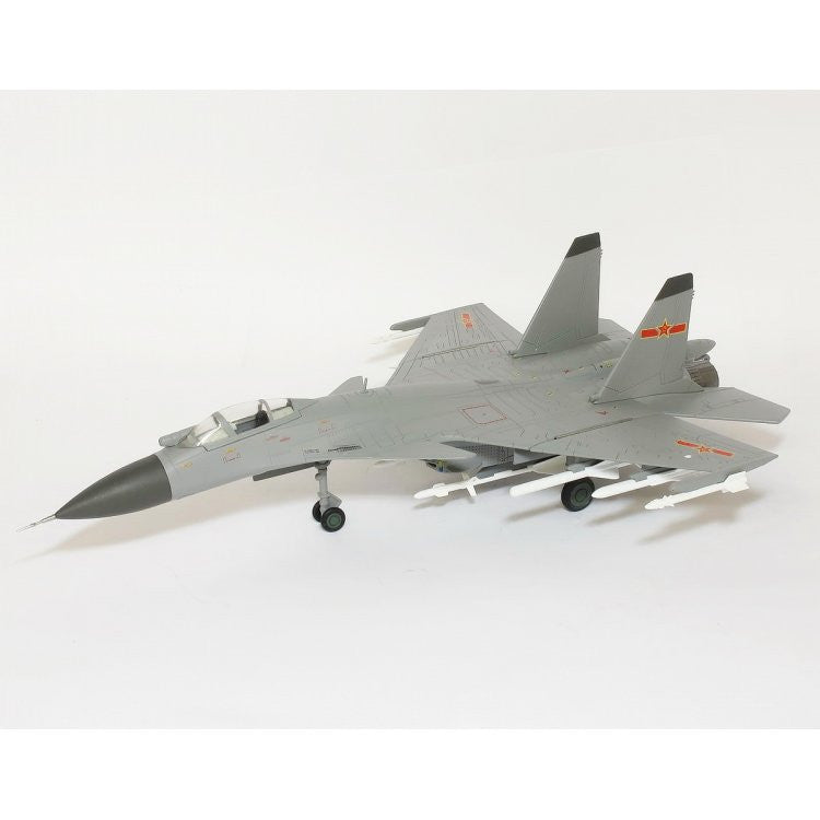 Air Force 1 AF1-0055 1/72 Shenyang J-15 Flying Shark Carrier-based Fighter the People's Liberation Army Navy Air Force PLA Navy AF Diecast Military Aircraft Model
