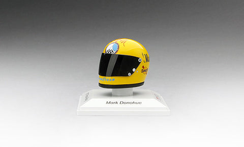 TSM TSM15AC07 1/8 Mark Donohue Helmet 1973 Penske Racing Team TrueScale Miniatures Model Accessories