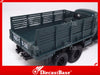 DiP Models 115101/AD4314A 1/43 ZIS-151 Military Truck with awning / tent 1951 Resin Model Military Car