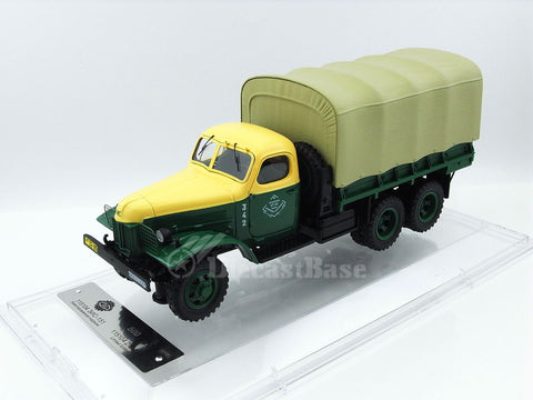 DiP Models 115104/AD4314D 1/43 ZIS-151 Load Platform (Service Truck) Limited Edition Diecast Model Road Car