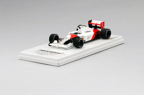 TSM TSM144333 1/43 McLaren MP4/6 #2 Winner Japanese Grand Prix 1991 McLaren-Honda Team - Gerhard Berger TrueScale Miniatures Resin Model Formula F1 GP Racing Car