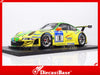 Spark 18S058 1/18 Porsche 997 GT3 RSR #1 Team Manthey Racing Winner 24 Hours of Nürburgring 2009 Timo Bernhard - Marc Lieb - Romain Dumas - Marcel Tiemann Spark Models Diecast Model Racing Car