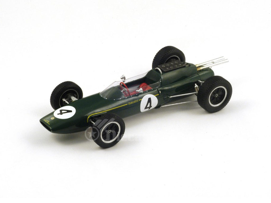 1/18 Lotus 25 Spark 18S119  ~ top view ~ taken by DiecastBase