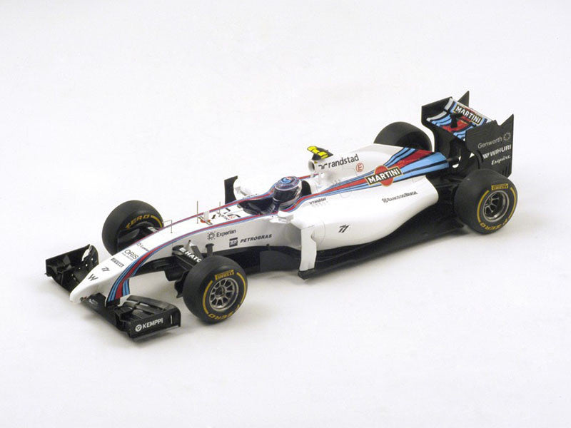 1/18 Williams FW36 Mercedes Spark 18S139  ~ top view ~ taken by DiecastBase