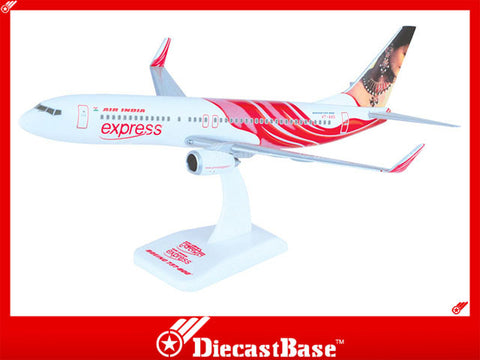 Hogan Wings 3800G-G 1/200 Air India Express IX AXB BOEING 737-800 Plastic Snap-Fit Model Commercial Aircraft Civil Aviation
