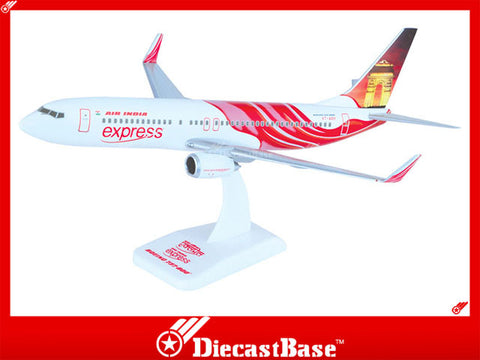 Hogan Wings 3800G-H 1/200 Air India Express IX AXB BOEING 737-800 Plastic Snap-Fit Model Commercial Aircraft Civil Aviation