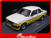 NEO 43710 1/43 Opel Ascona B i2000 2-door white over yellow Resin Model Road Car NEO scale models